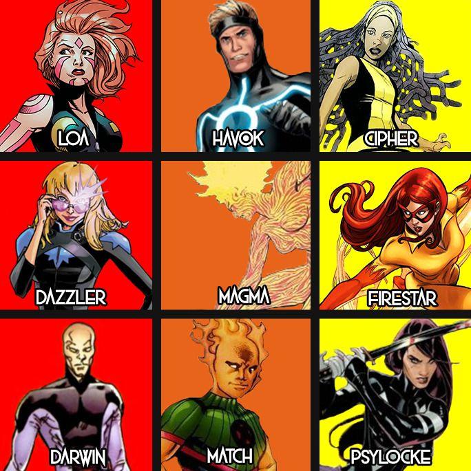 Pin By James Ivison On Equipos X Men Xmen Comics Marvel Comic Universe Superhero Groups