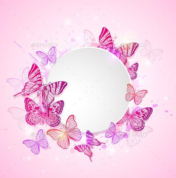 Pink Butterfly Wallpaper: 15 Best Butterflies!!! Images On Pinterest