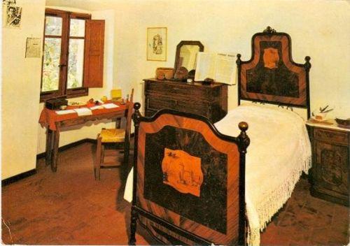 Gramsci's bedroom, Casa Museo Antonio Gramsci (Ghilarza, Sardegna)