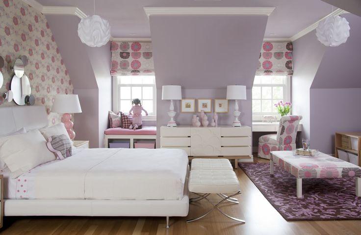 Интерьер детской комнаты для девочки - Фото 12