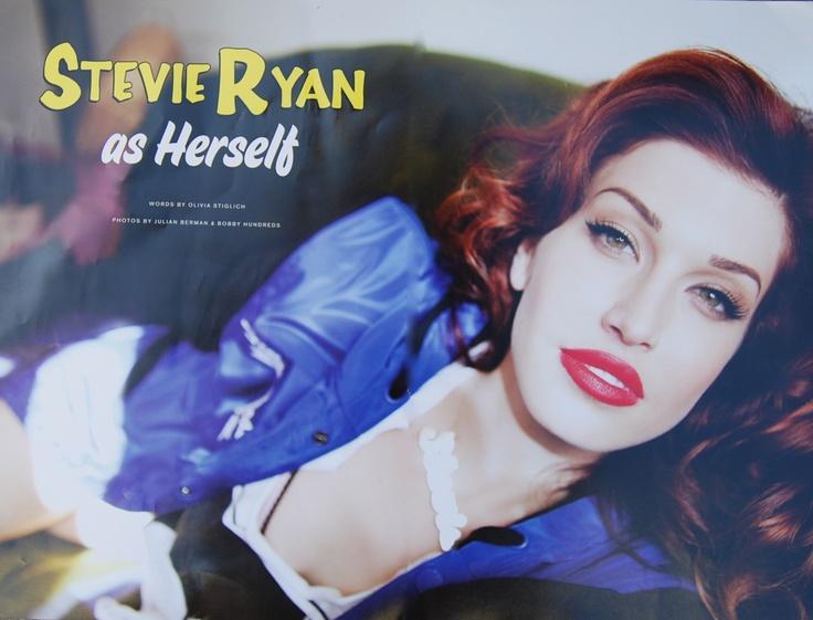 stevie ryan movies