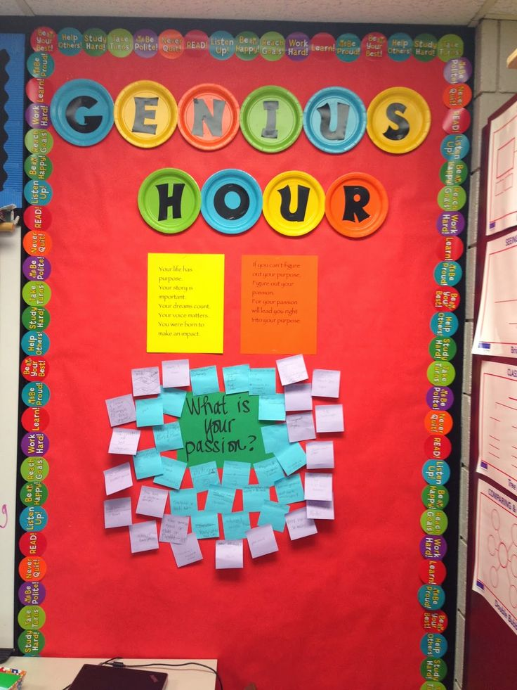 Reflections of an Intentional Teacher: GENIUS HOUR IS HAPPENING!!!!