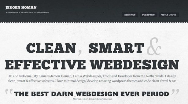 7 Photoshop tips for designing clean and modern websites