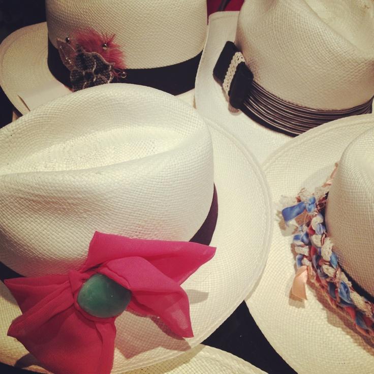 SOMBREROS DELACUCA 2013  #sombreros #hats