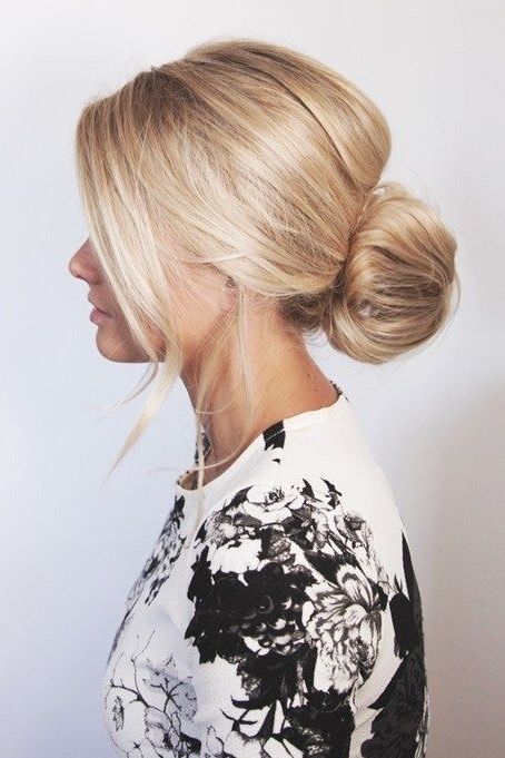 cute hair styles easy best 25 hairstyles ideas on hair 8355 | 384f895d3a4381b1fa527e8355f9cb4f buns for short hair hairstyle tutorials