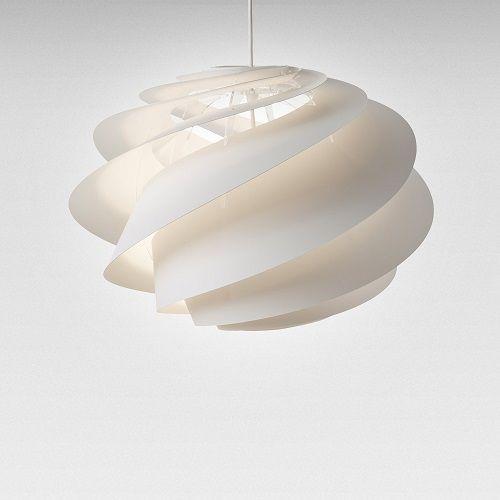 Le Klint Swirl 1 - Taklamper-Hengelamper - Belysning