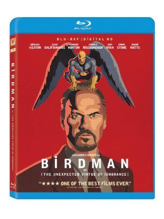 Birdman. Academy Award Winner, 2015: Best Picture, Best Cinematography, Best Original Screenplay, Best Director. University Library Reserves / DVD [at Circulation Desk first floor] PQ 7298.1.R753 B67V 2014A