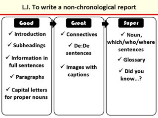 Report writing services yr 6