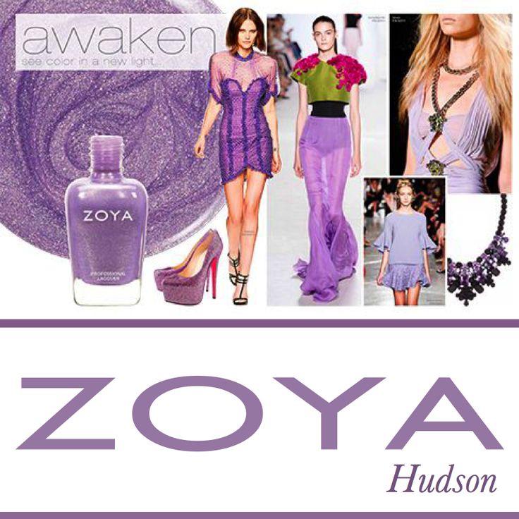 Zoya Awaken Hudson  #zoyaoje #tırnak #nail #fashion #nailcolors #nailart #moda #shoes #bags #dress #zoyaturkiye #jewerly #kadın #style #jacket #skirt #bag #küpe #ayakkabı #elbise