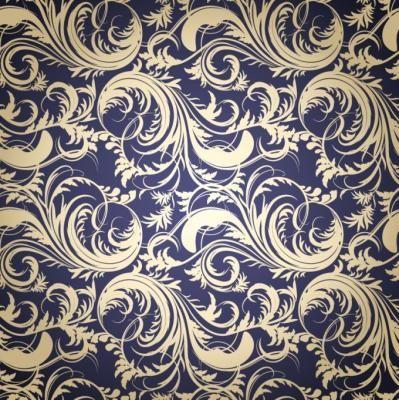 Backgrounds - Blue Vintage Background