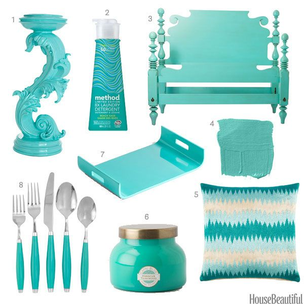Color Of The Week Turquoise