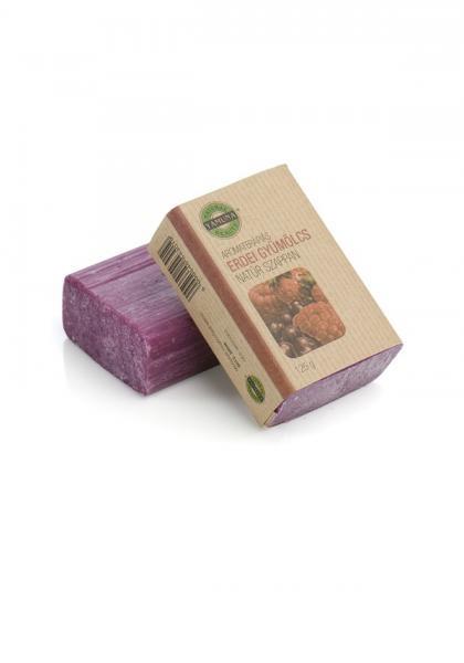 Sapun Natural Cu Fructe de Padure - http://www.carlisa.ro/245~Ingrijire-Corp/1246-Sapun-Natural-Cu-Fructe-de-Padure.html