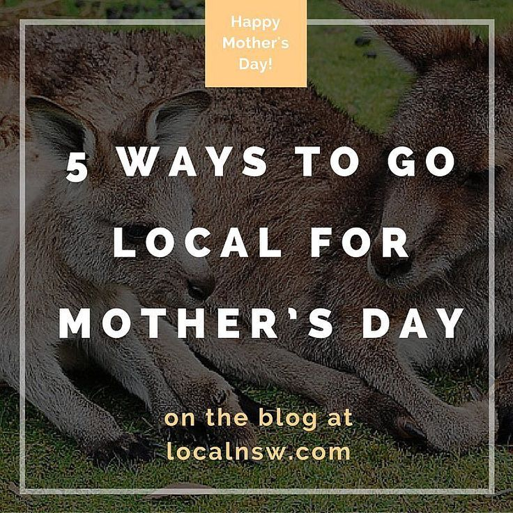 5 ways to #shoplocal this #mothersday Buy her flowers from a local florist. We love the local arrangements made by @meohmyflowers  Buy her a gift card to an amazing local restaurant or treat her to a mothers day brunch. Try a local favourite like @table1espresso or @seedtrading  Buy her some custom made jewelry from a local artist. Try @megmaskellfinejewellery or @iina__designs for some local handmade pieces Pamper Mum at a local spa or salon. Treat her to a hair or beauty treatment at…