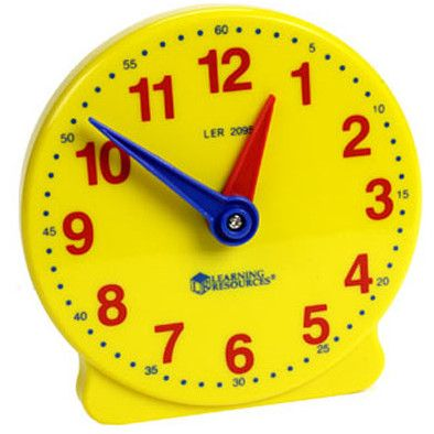 Learning Resources Ceasul elevilor 24 ore