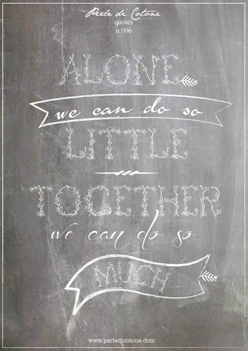 Collaborative Teaching Quotes : Best quotes on collaboration images pinterest