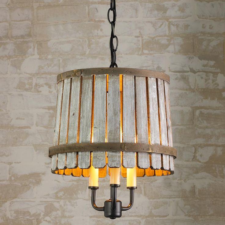 Bushel Basket Lantern 82 best Lighting images