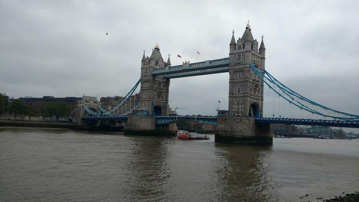 O que fazer em Londres – Tower of Bridge