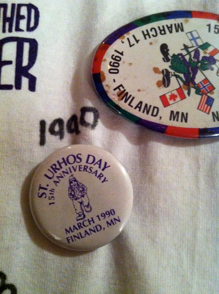 Finland, MN 1990