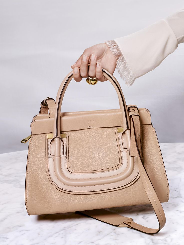 The Everston is our new classic day bag and the perfect gift for Chloé girls
