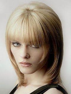 Модные женские стрижки для средней длины волос 2014 - 130 фото, 3 видео   Дамские секреты