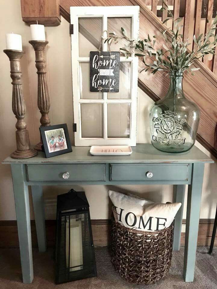 8 Eminent Entryway Table Ideas To Make An Aesthetic Appeal Home
