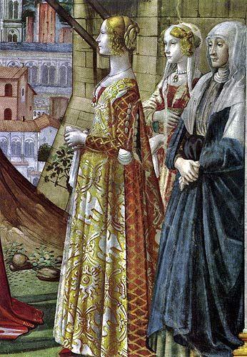 italian renaissance clothing | ... in my Wardrobe: EDHDA Italian Renaissance Costume Project (Part 3