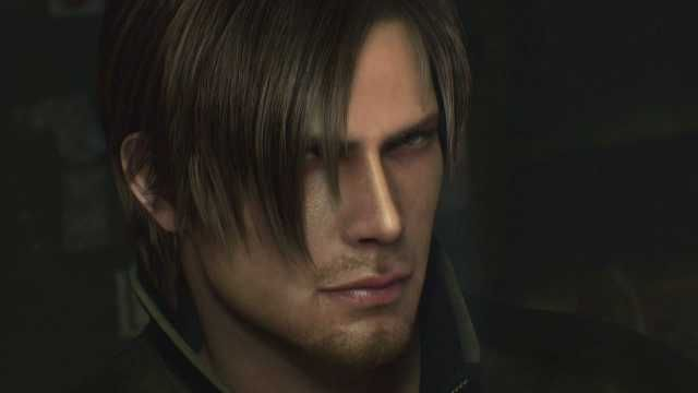 Leon Kennedy from the Resident Evil series