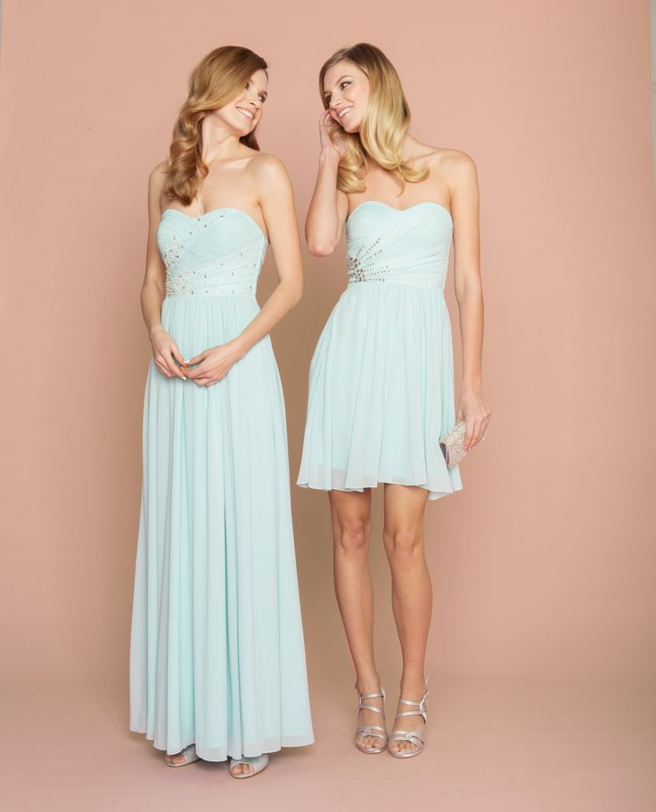 Feel Every Inch A Royal When You Make Stunning Entrance In Crêpe Chiffon Bridesmaid Dress