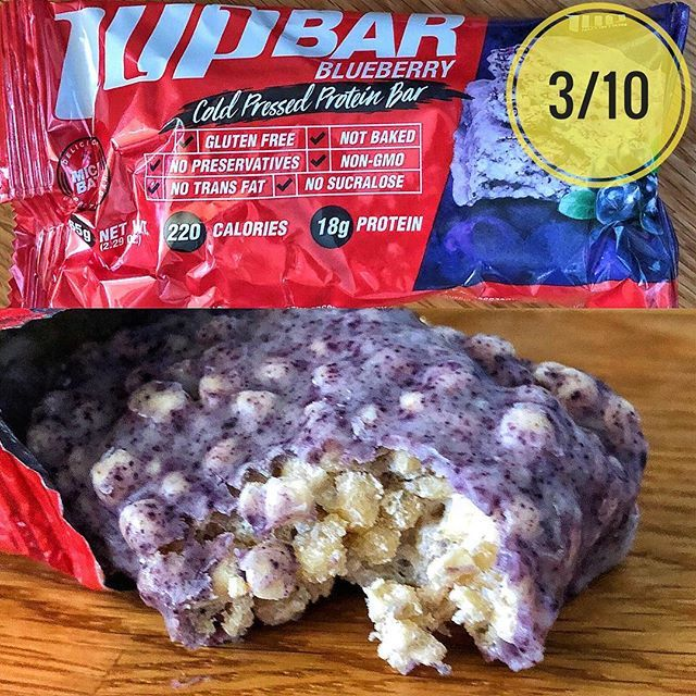 1up Bar Blueberry Flavour Appearance Slightly Above Average Size At 65g These Look To Be Made Out Of Tiny Balls With A Blue Flavors Blueberry Macro Calories