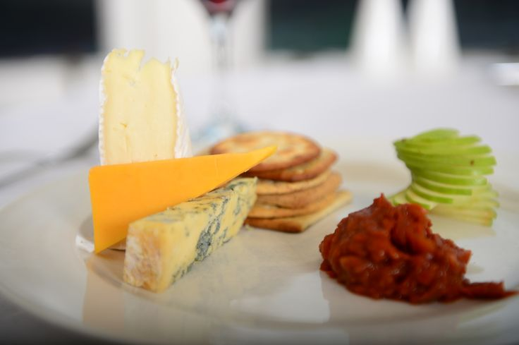 We love cheese! #Scottish #cheese plate from Cranston's #restaurant in The Old Waverley #hotel #Edinburgh.