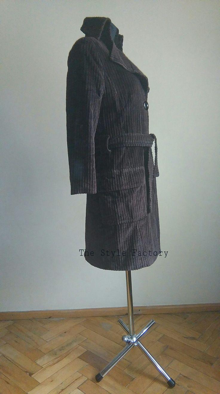 Women coat autumn / winter // thestylefactory.pl //