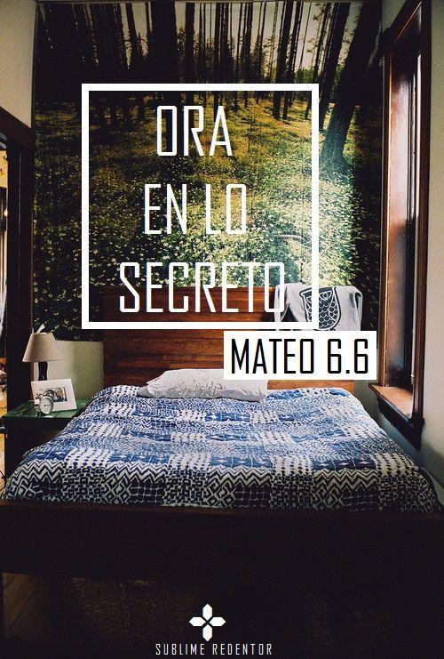 En mi cuarto de oración ! A solas con DIOS