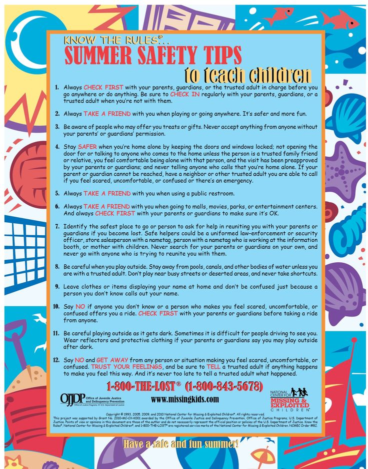 13 best Summer Safety With Kids At Play images on Pinterest - credit release form