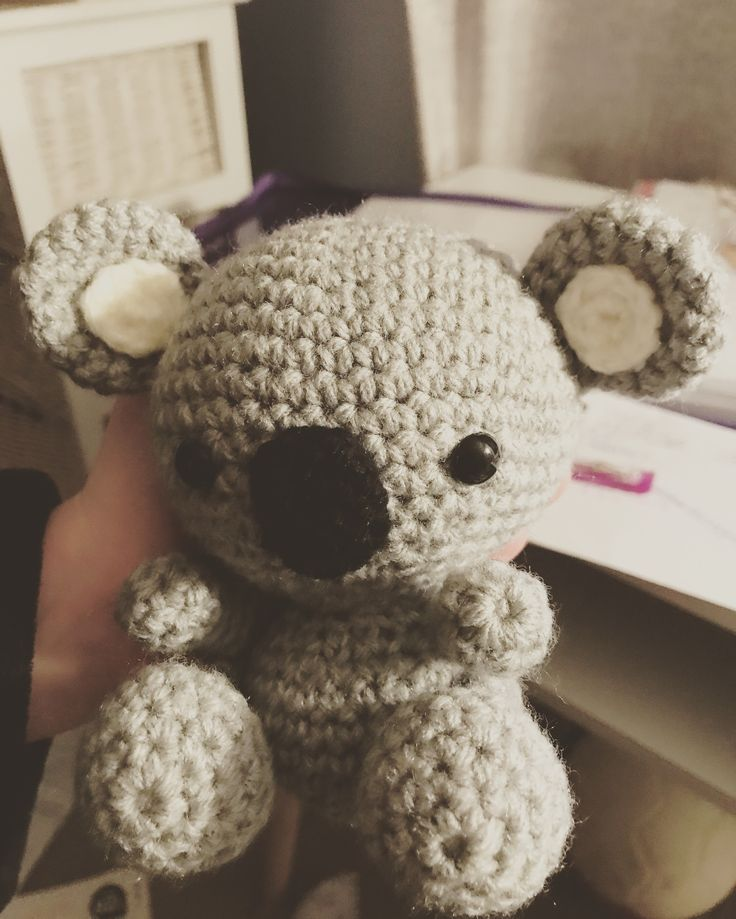 Lil koala - please check out my Etsy store for more cute Australian animals