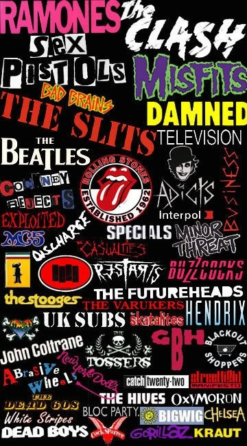 45 best images about ☮ Music ~ Collage ☮ on Pinterest ...