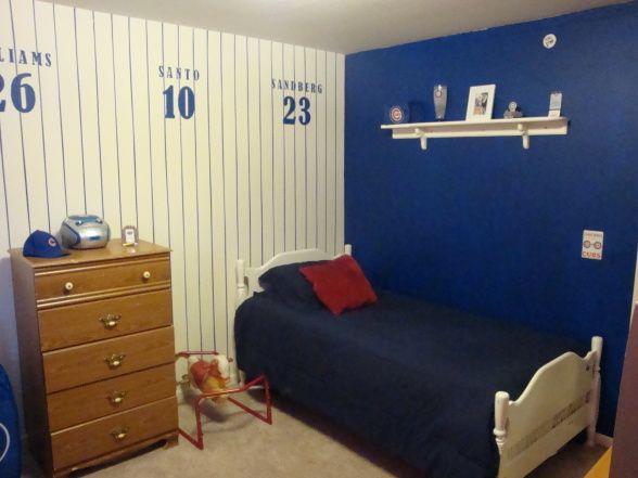 Chicago Bears Bedroom Decor Photo 5