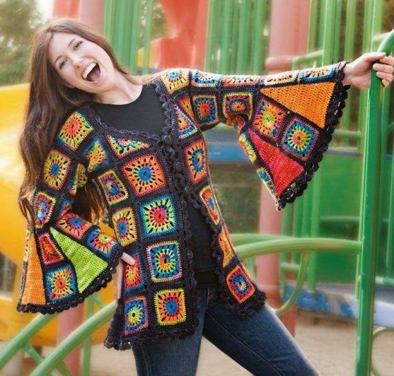 AnaMaria Braga crochetemoda.blogspot.com/2015/03/ana-maria-braga-crochet-colorido.html?m=1