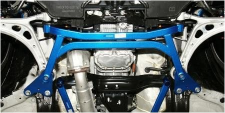 Cusco 2008-2014 Subaru Impreza WRX and STI/ 2009-2010 Subaru Impreza 2.5 GT Type II Front Lower Arm Bar