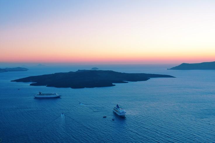 Satorini, Greece