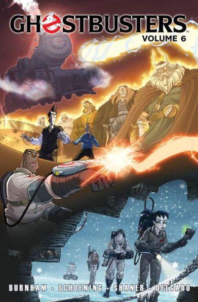 Ghostbusters, Volume 6