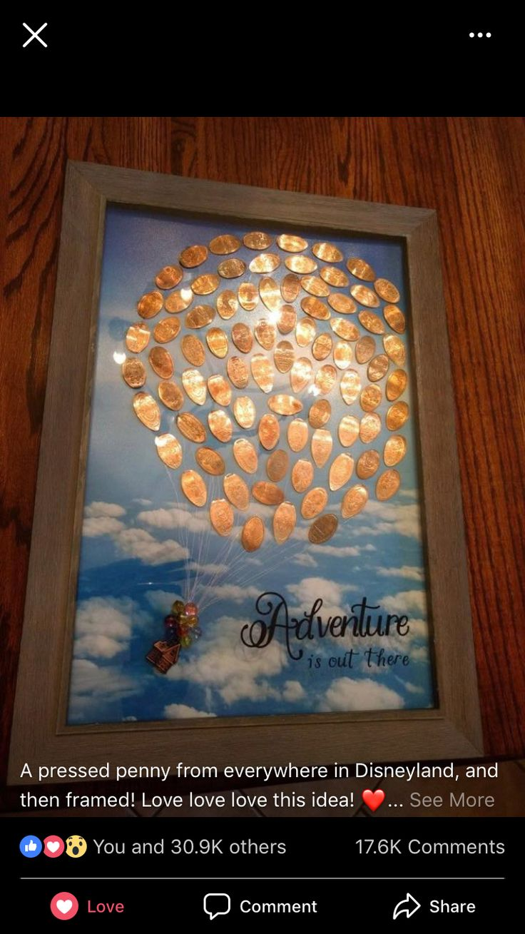 What To Do With Pressed Penny Collection Adventure Is