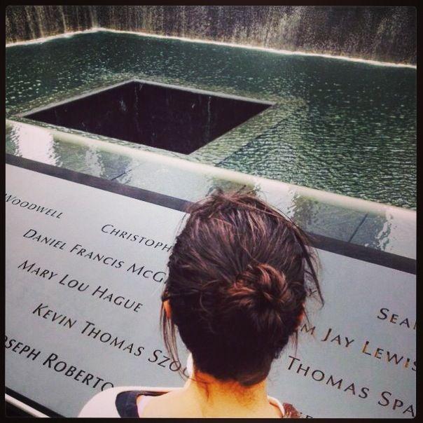 9/11 Memorial. New York