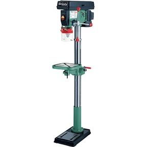"""Grizzly G7944 12 Speed Heavy-Duty 14"""" Floor Drill Press"""