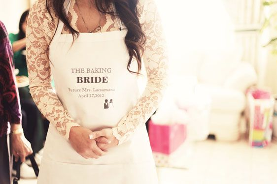 """the sweet love chain: Sheryn's """"Baked With Love"""" Baking Themed Bridal Shower"""