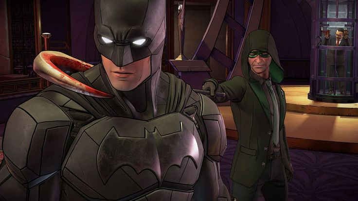Learn about An Early Look at Batman: The Telltale Series Season 2 - IGN Plays Live http://ift.tt/2uVRcjW on www.Service.fit - Specialised Service Consultants.