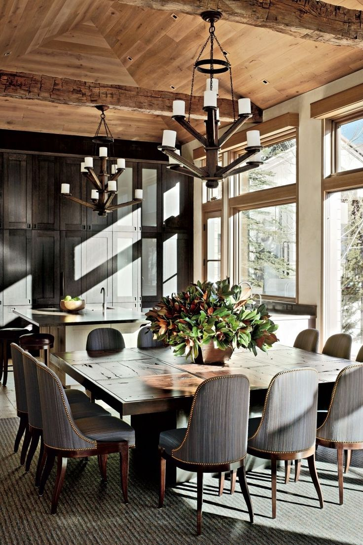 Rustic Chic Dining Room Tables 662 best dining room images on pinterest | kitchen, dining room