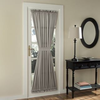 Shop For Galia Patio Door Window Curtain. Ships To Canada At Overstock.ca