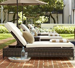 Torrey Outdoor Furniture Collection | Pottery Barn