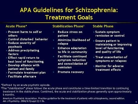 the medical description of the mental illness schizophrenia Medical illness and schizophrenia,  recent trends in the integration of medical and mental healthcare behavioral treatments for weight loss in.