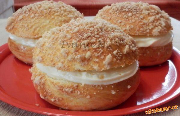 Pražské koláče.